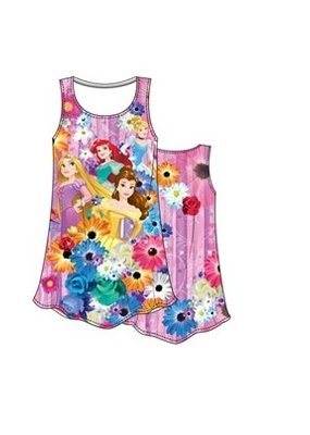 Jerry Leigh PRINCESS GARDEN GIRLS SUBLIMATED DRESS