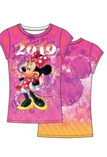 Jerry Leigh 2019 CELEBRATE MINNIE GIRLS TOP