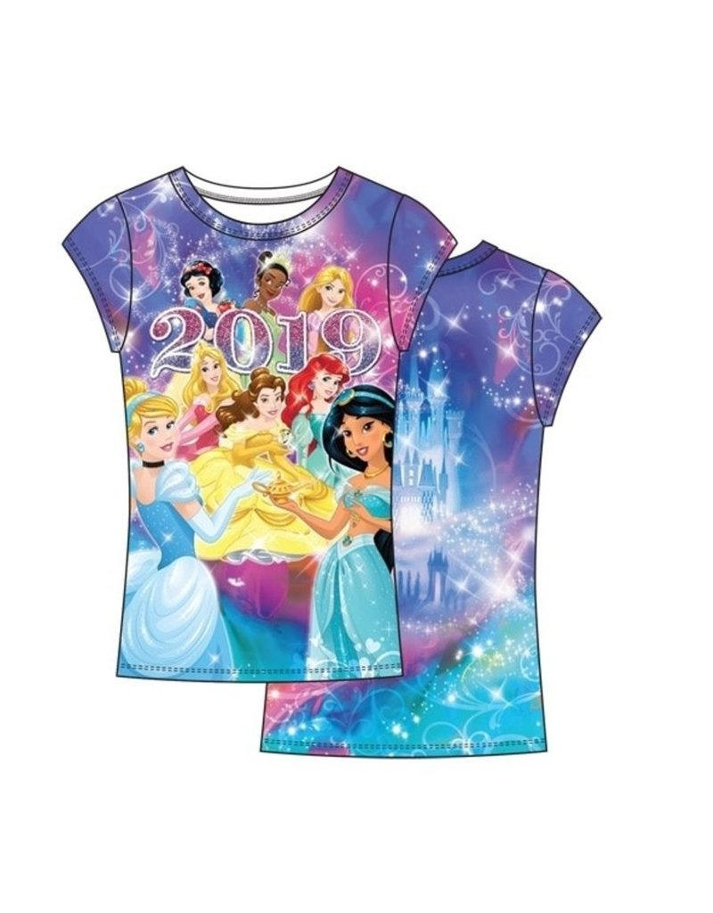 Jerry Leigh RG 2019 PRINCESS SUBLIMATED TOP