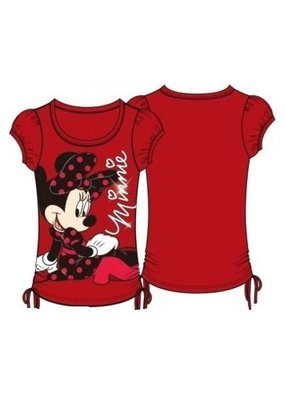 Jerry Leigh MINNIE ON THE GROUND GIRLS TOP