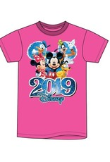 Jerry Leigh PINK 2019 FABULOUS ADULT TEE