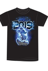 Jerry Leigh 2019 ELECTRIC MICKEY ADULT TEE