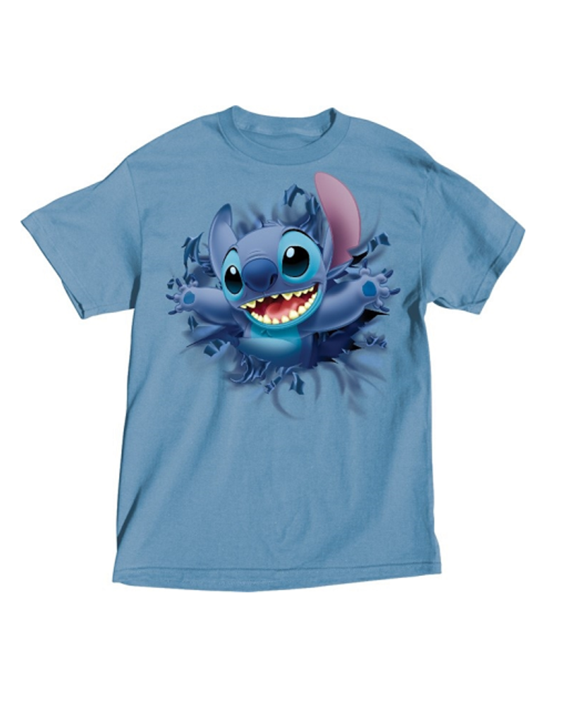 Jerry Leigh POP OUT STITCH ADULT TEE