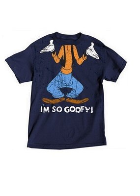 "Jerry Leigh ""I'M SO GOOFY"" ADULT TEE"