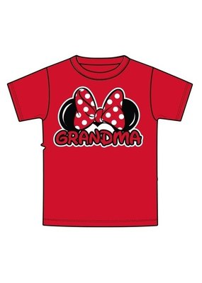 Jerry Leigh GRANDMA FAMILY ADULT TEE