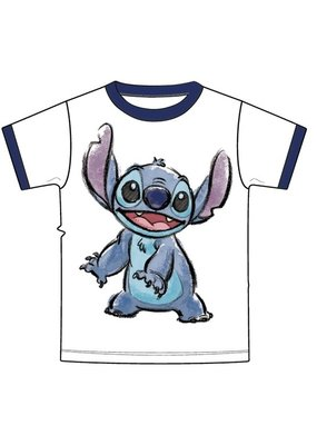 Jerry Leigh STITCH WATERCOLOR KIDS TEE