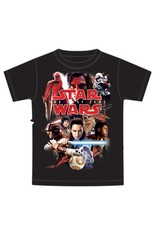 Jerry Leigh STAR WARS RED ALBUM KIDS TEE