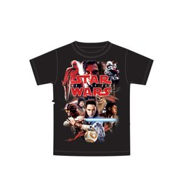 Jerry Leigh STAR WARS RED ALBUM KIDS TEE