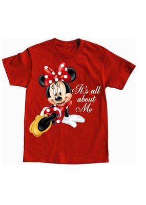 """Jerry Leigh """"IT'S ALL ABOUT ME"""" KIDS TEE"""