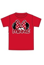 Jerry Leigh MINNIE FAMILY TODDLERS TEE