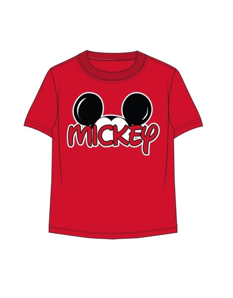 Jerry Leigh MICKEY FAMILY TODDLERS TEE