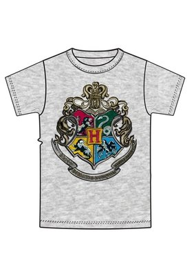 Jerry Leigh HOGWARTS CREST ADULT TEE