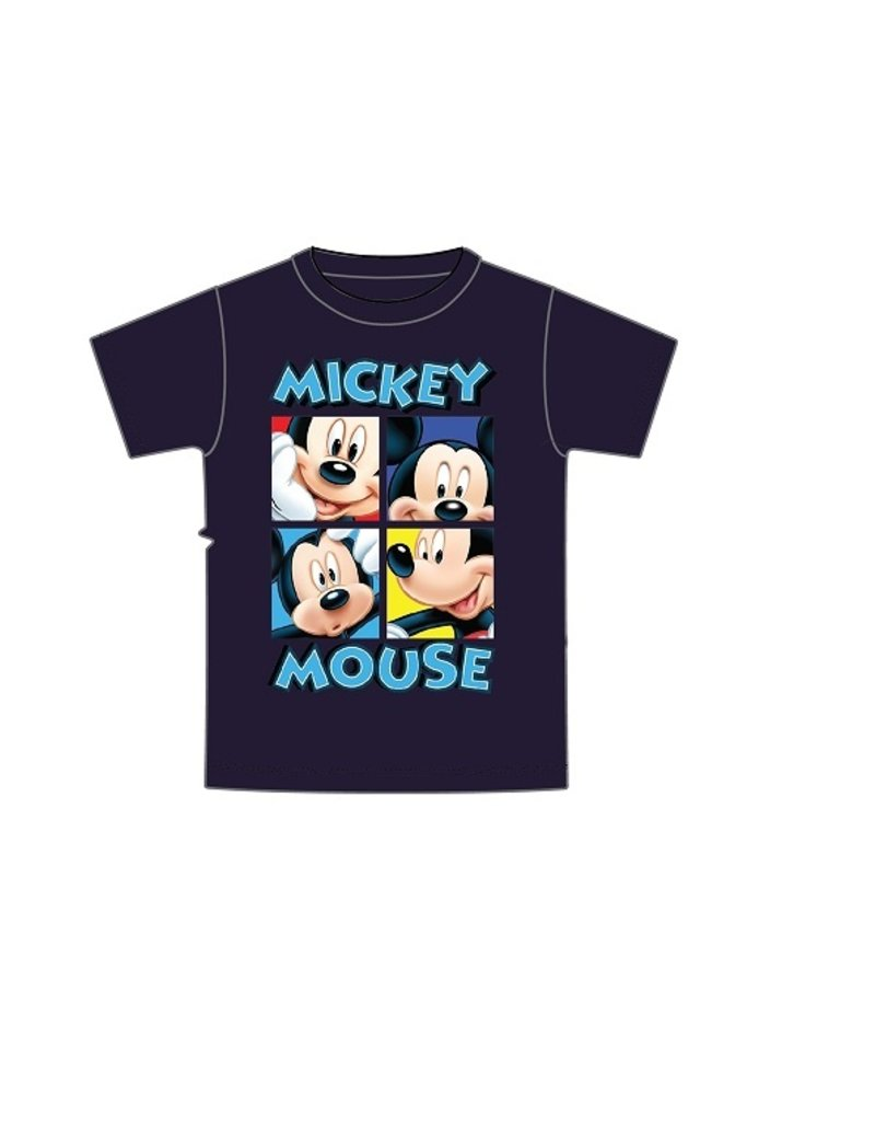 Jerry Leigh BOXED MICKEY TODDLERS TEE