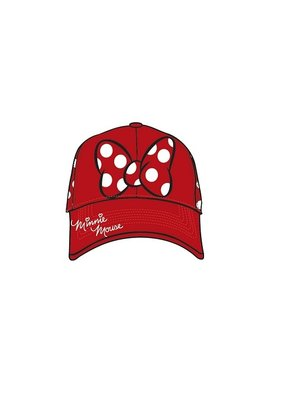 Jerry Leigh MINNIE DOTS ADULT BASEBALL CAP