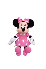 """Jerry Leigh 15"""" PINK MINNIE PLUSH"""