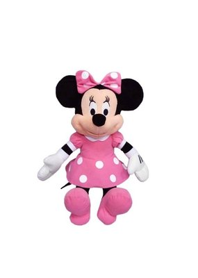 "Jerry Leigh 15"" PINK MINNIE PLUSH"