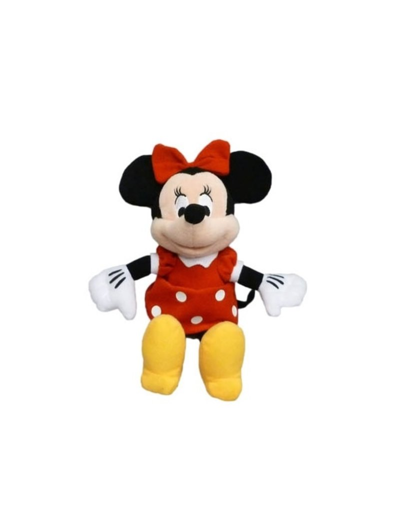 "Jerry Leigh 11"" RED MINNIE PLUSH"