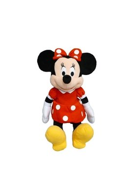 "Jerry Leigh 15"" RED MINNIE PLUSH"