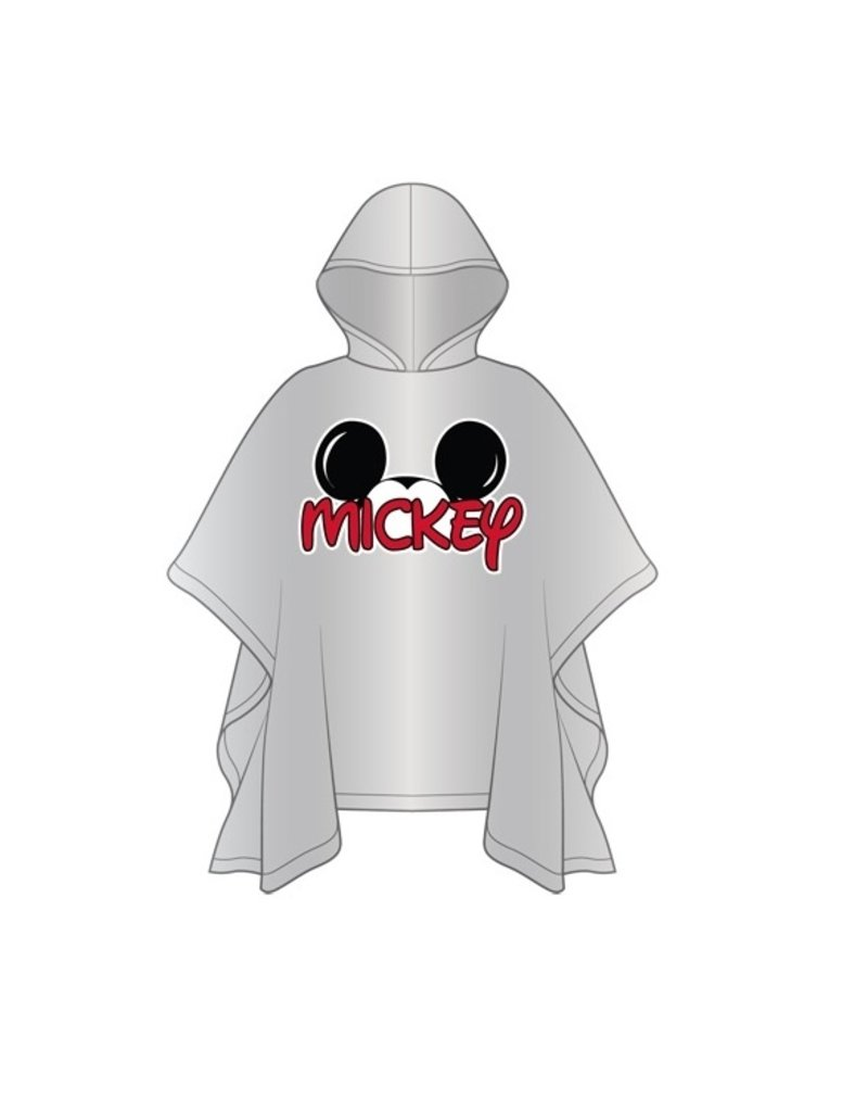 Jerry Leigh MICKEY FAMILY (ADULT) RAIN PONCHO