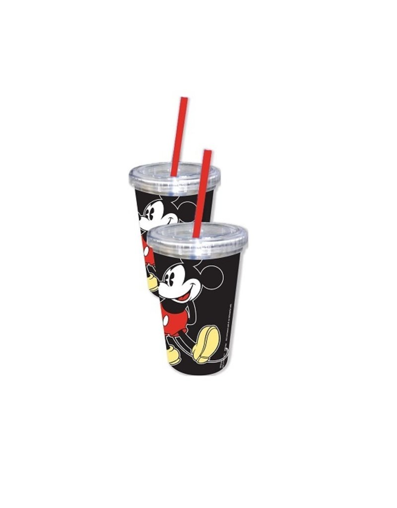 Jerry Leigh DOUBLE STANDING MIC 18 OZ DOUBLE WALL TUMBLER