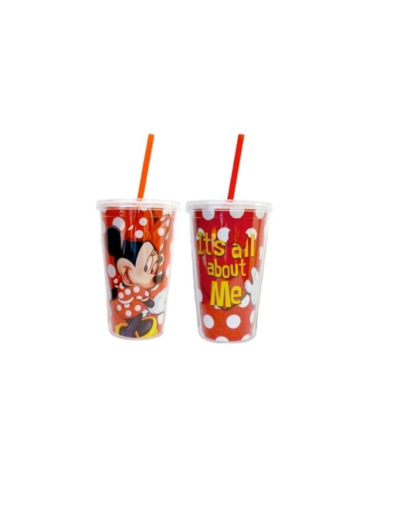 Jerry Leigh ALL ABOUT ME 18 OZ DOUBLE WALL TUMBLER