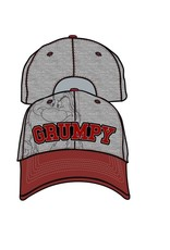 Jerry Leigh GRUMPIER ADULT BASEBALL CAP