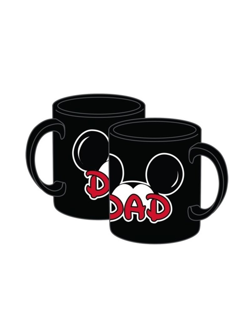 Jerry Leigh MICKEY DAD FAMILY JUMBO 20 OZ MUG