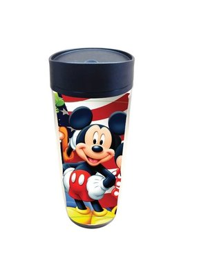Jerry Leigh USA MICKEY 20 OZ ACRYLIC TRAVEL MUG