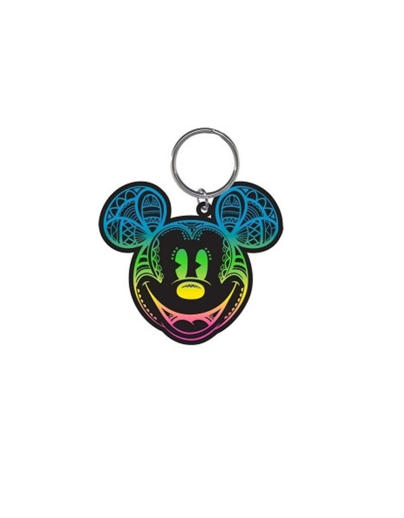 Jerry Leigh DAY OF THE MICKEY LASERCUT KEYCHAIN