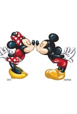 Jerry Leigh MIC N MIN SPICE OF LIFE SALT & PEPPER SHAKERS