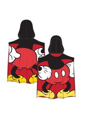 Jerry Leigh MICKEY POSE YOUTH HOODED TOWEL