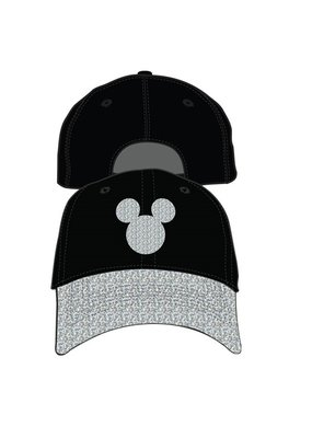 Jerry Leigh MICKEY SHIMMER ADULT BASEBALL CAP