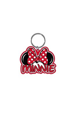 Jerry Leigh MINNIE KEY LASERCUT KEYCHAIN