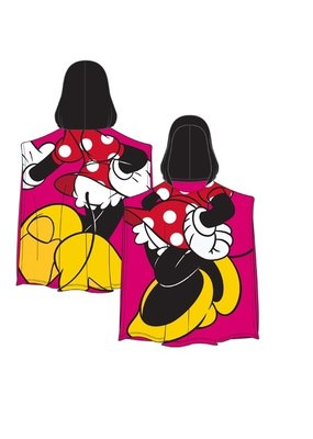 Jerry Leigh MINNIE POSE YOUTH HOODED TOWEL