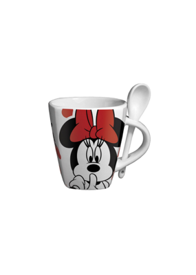 Jerry Leigh MINNIE TIME OUT SPOON MUG