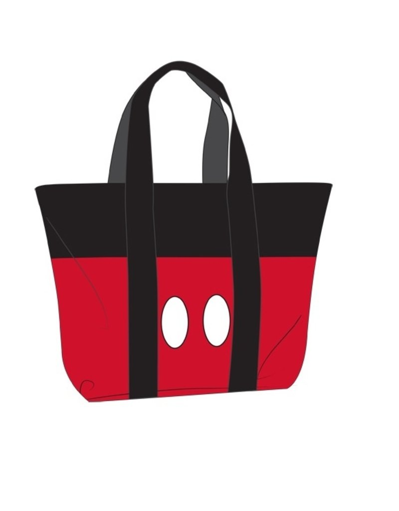 Jerry Leigh MICKEY PANTS BEACH TOTE