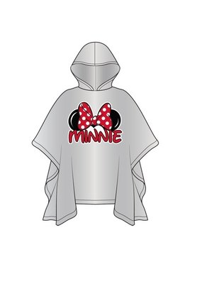 Jerry Leigh MINNIE FAMILY (YOUTH) RAIN PONCHO