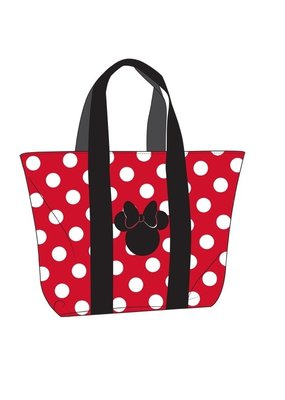 Jerry Leigh MINNIE POLKA DOTS BEACH TOTE