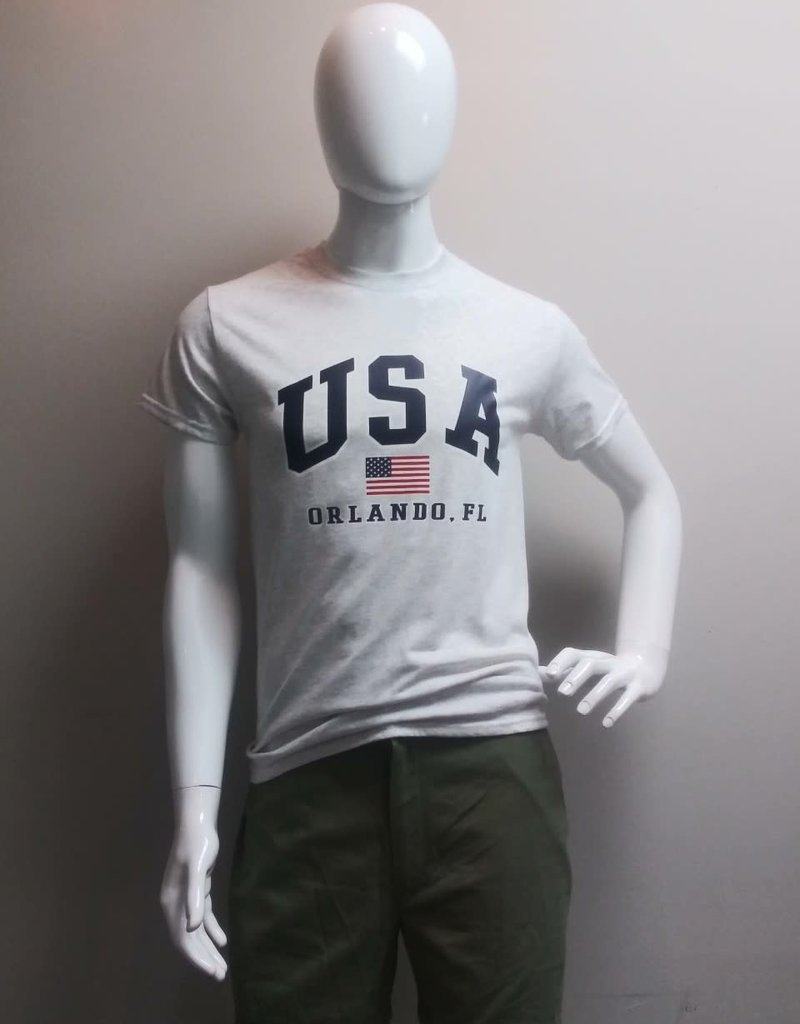 USGF USA FLAG TEE SHIRT