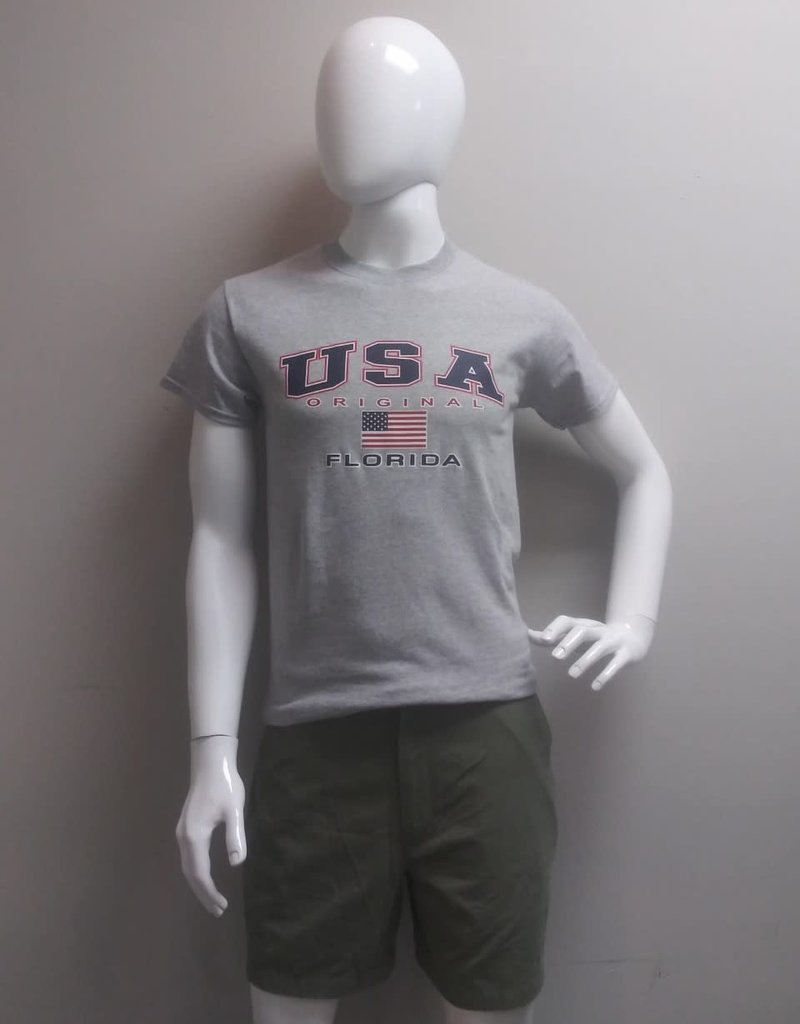 USGF USA ORIGINAL FLAG TEE SHIRT