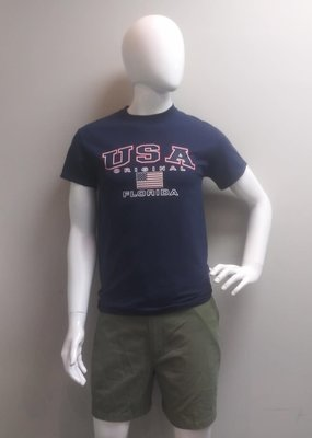 USGF USA ORIGINAL FLAG TEE SHIRT