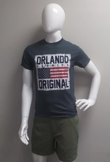 USGF ORLANDO FL FLAG TEE SHIRT