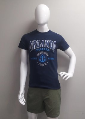 USGF ORL. FL ESTABLISHED ORG. 1875 TEE SHIRT