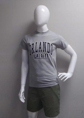 USGF ORLANDO FLA BOLD TEE SHIRT