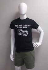 USGF ARE YOU LOOKING AT MY NUTS? TEE SHIRT