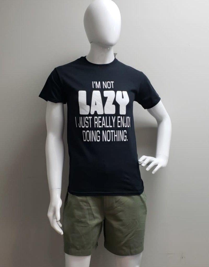 USGF IM NOT LAZY TEE SHIRT