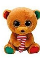 TY BELLA-BROWN BEAR W/CANDY MED
