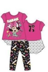 CAN MINNIE FABULOUS LEGGING SET