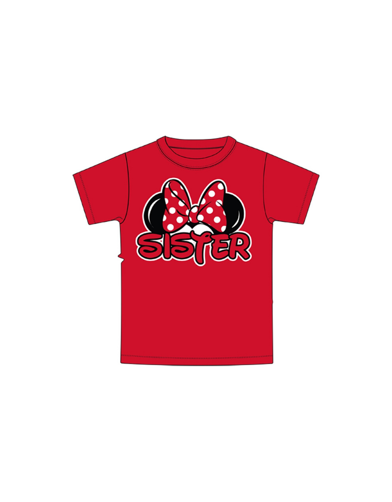 Jerry Leigh RG SIS FAN S/S TODDLER TEE