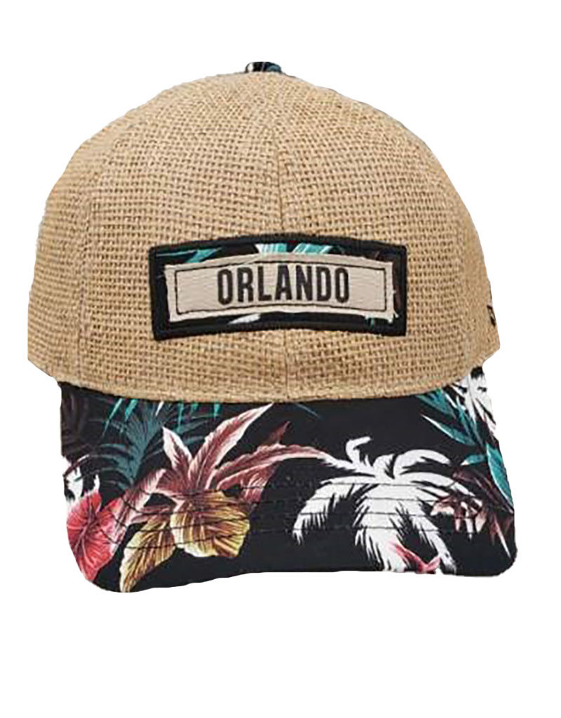 ORLANDO STRAW FLORAL
